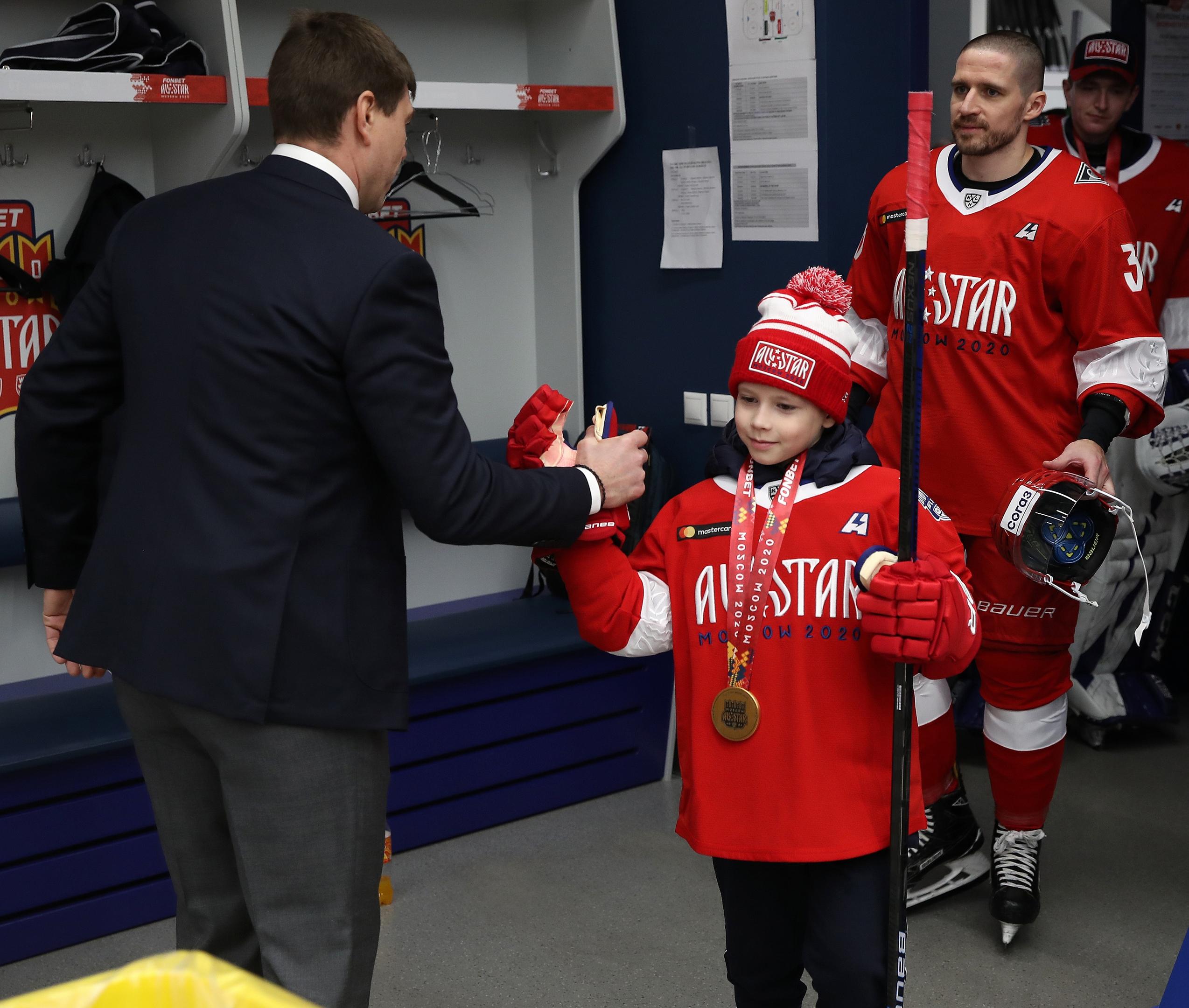 Яков Рылов с сыном Ярославом