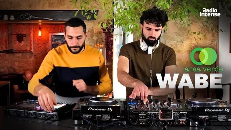 WABE Area Verde Showcase @ Radio Intense 11 02 2020 Progressive House Mix