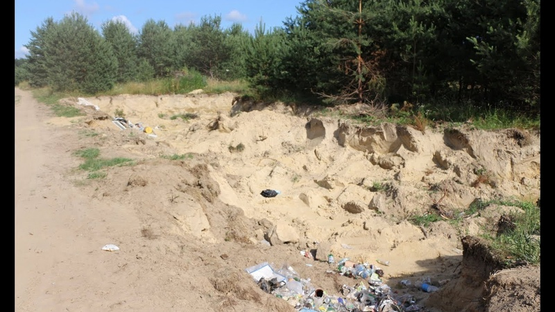 Суд зобов'язав Яворівську поліцію розслідувати незаконний видобуток піску 06 09 2019