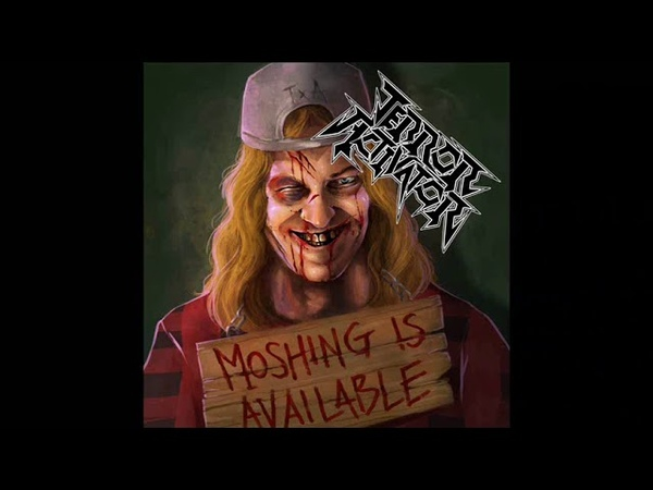Terror Activator - Moshing is Available (EP, 2019)