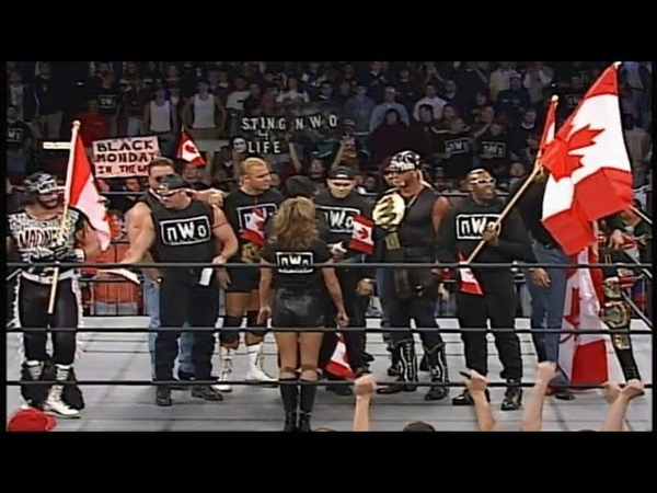 WCW Nitro After The Montreal Screwjob