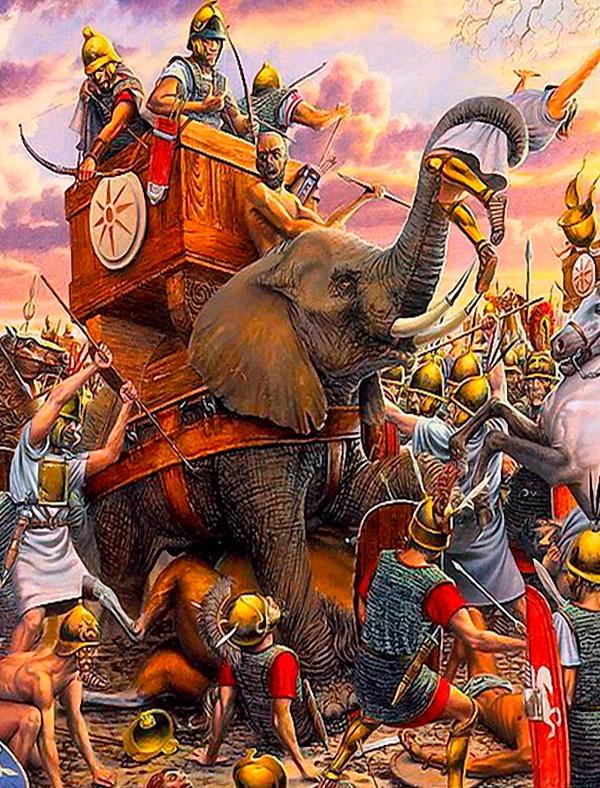 Слоны Пирра