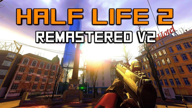 HALF LIFE 2 2019 Edition With Re Textured SweetFX Visual Graphics Mod Pack Full Version