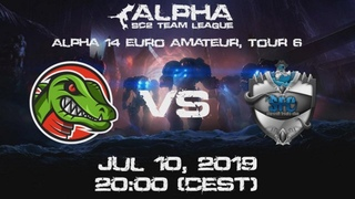 REGENERATE vs Starcraft Freaks Clan на Alpha 14 Euro Amateur!
