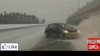 БЫДЛО за рулем! ДТП, аварии с Видеорегистратора
