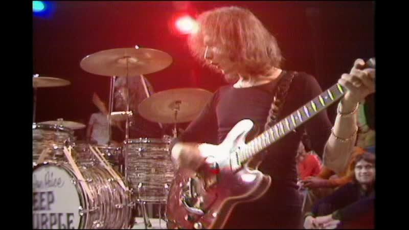 Deep Purple Doing Their Thing Granada 1970