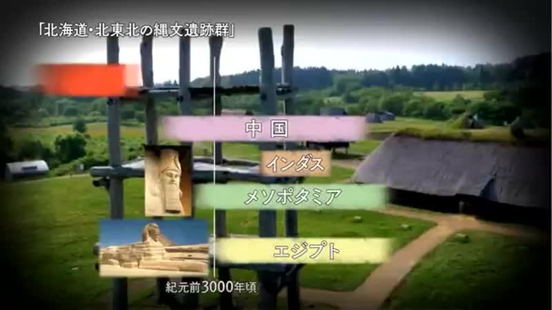 世界遺産登録候補「北海道・北東北の縄文遺跡群」