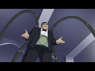 The Spectacular Spider-Man - S02E10 - Gangland