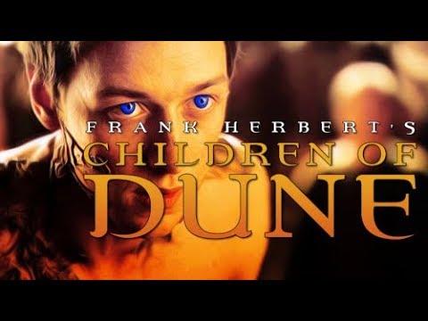 Дети Дюны HD фильм фантастика про далекую планету Джеймс Макэвой