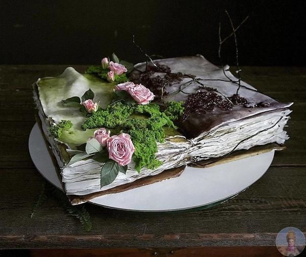 Вкусная красота. Почти все люди на свете любят тортики: нежный крем, воздушные бисквиты, цукаты и карамель, орешки Ах, даже от описания уже слюнки текут. Но некоторые торты просто рука не