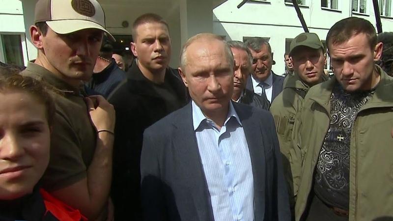 Унесенный водой дом затопленный детсад разоренное дело жители Тулуна излили беды В Путину