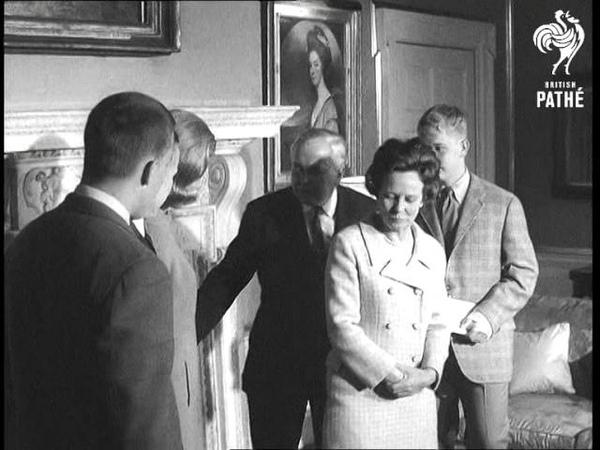 Selected Originals Colonel Borman Visit 1969