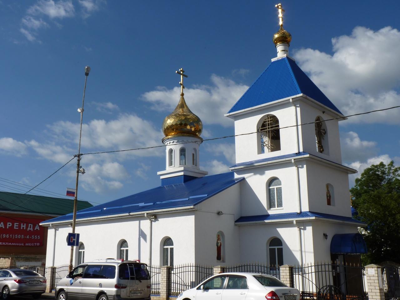 В храме Александра Невского таинства совершаются бесплатно