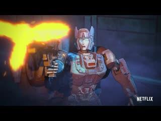 Transformers  War For Cybertron Trilogy  Siege ¦ New York Toy Fair ¦ Netflix