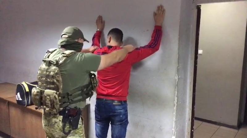 На Харківщині прикордонники зі складу Об'єднаних сил затримали українця який брав участь у НЗФ