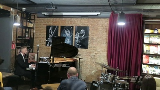Arseny Vladimirov - Leonard Bernstain - Some Other Time (LIVE at ESSE JAZZ CLUB)