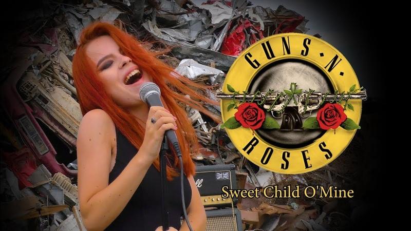 Sweet Child O'Mine Guns N'Roses By The Iron Cross