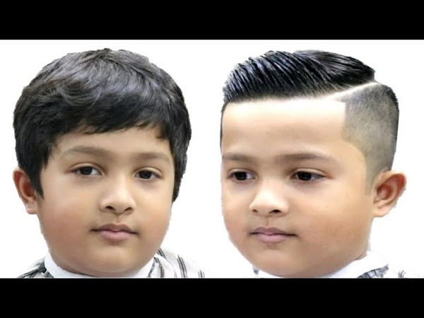 KIDS HAIR CUT HAIRSTYLE TUTORIAL.