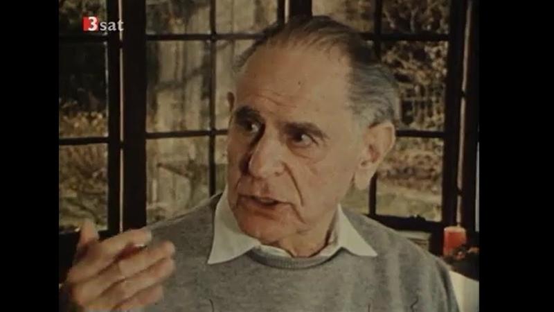 Karl Popper Clips (1974)