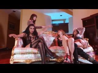 Foxxy, Eva Paradis and Jessy Dubai - Sex