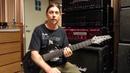 Meshuggah Ibanez LACS-RG8 M8M M80M comparison with Fortin Satan