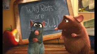 мультфильм Disney - Твой друг крыса | Короткометражки Студии PIXAR [том2] | про историю крыс