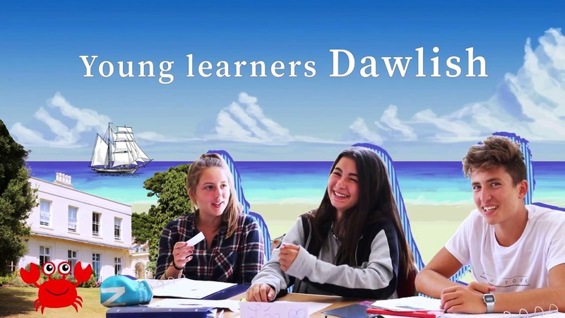 OISE Dawlish Young Learners ages 13 17