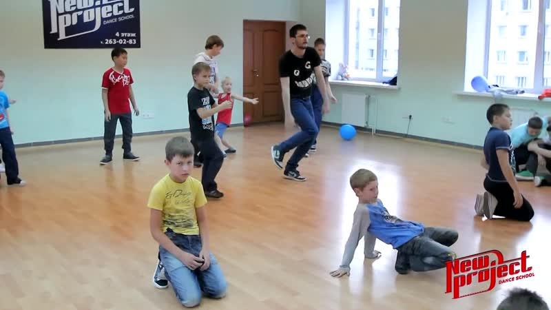 Брейк данс видео уроки Break dance 2013