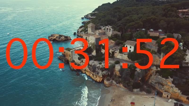 Countdown Timer 59 Minute 24 sec DJ Yerevan ARMENCHIK Mix 2018 - 2019