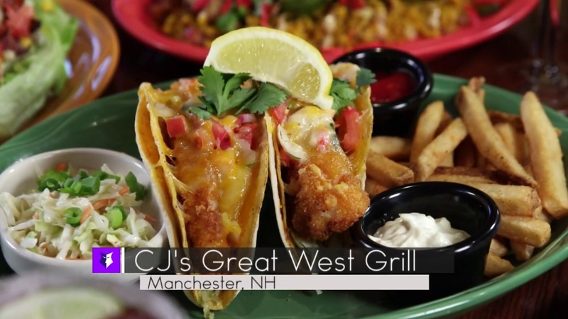 CJ's Great West Grill in Manchester NH