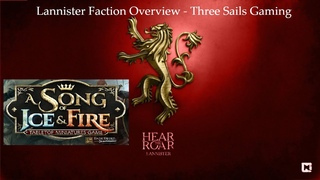 House Lannister Faction Overview - A Song of Ice and Fire: The Miniatures Game - 3SG