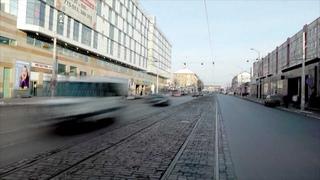 Калининградский трамвай. 1/48 суток за 2 минуты из жизни