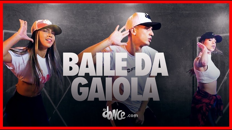 Baile da Gaiola - MC Daninho | FitDance SWAG (Official Choreography)