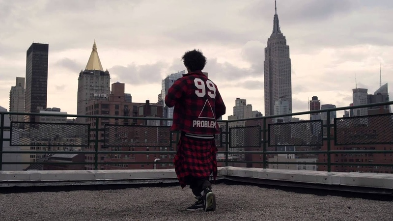 Les Twins dance along the NYC skyline BeyondTheLightsContest