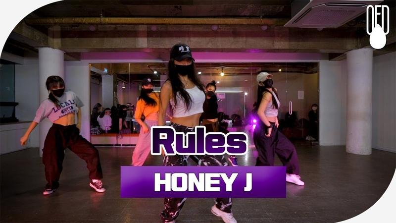 Doja Cat Rules l CHOREOGRAPHER HONEY J l OFD DANCE STUDIO