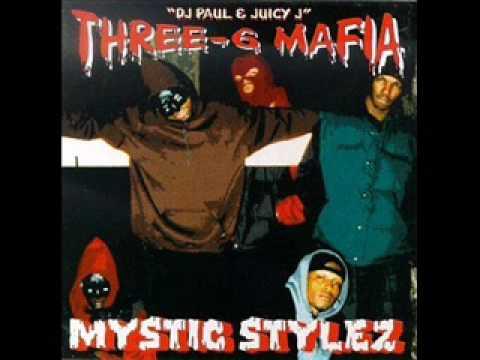 DJ Paul Break Da Law 1995 Three 6 Mafia Mystic Stylez