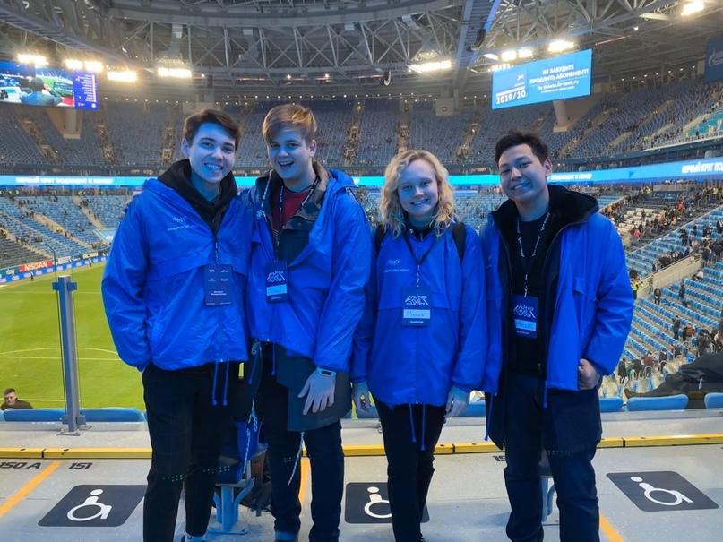 Волонтёрство на спортивных событиях, изображение №4