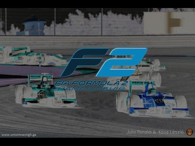 рФактор Формула-2 2017 В0.0