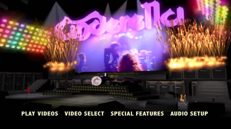 Cinderella Rocked Wired Bluesed The Greatest Video Hits 2005 Glam Metal Hard Rock