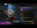 Directive of the Sunbound set for Clockwerk DOTA 2 TI9 Collector s Cache 2