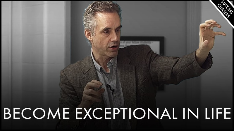 How To Become Exceptional In Your Career And LIFE - Jordan Peterson   Life Advice
