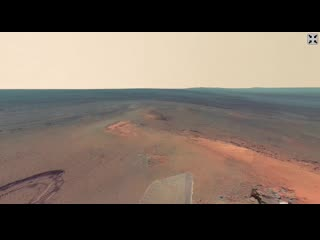 Video of real mars this is the opportunity rover