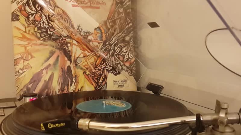 Pescado Rabioso Blues de Cris 1972 analog