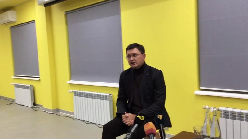 Бойченко об убийстве владельца кафе «Пармезан»