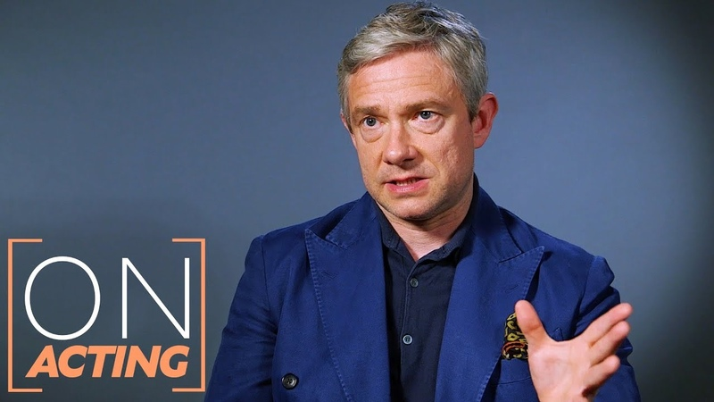 Martin Freeman on Bilbo, Sherlock, Fargo More! | On Acting
