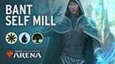 Bant Self Mill Eldraine Standard Guide MTG Arena