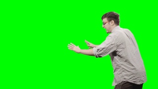 """""""this is not okay, this needs to stop now!"""" - Filthy Frank - Green screen"""