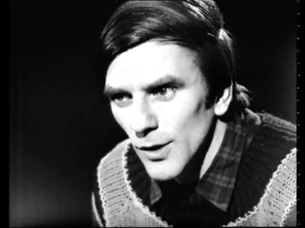 Günter Gaus im Gespräch mit Rudi Dutschke 1967