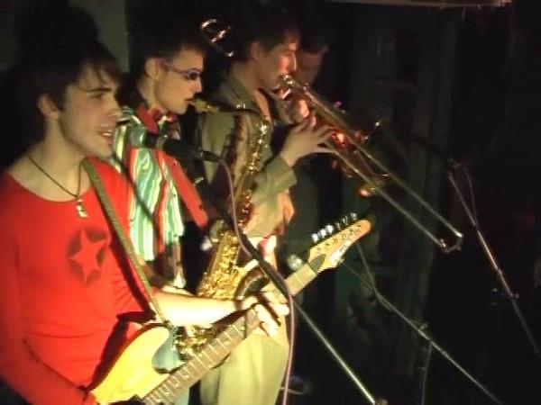 Saenko Je Ananas Band Live 2004 @ Griboedov Part 4 6 Chameleon Sex Crime WL