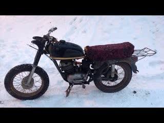 [SuperCrastan] Реставрация у-ретро мотоцикла Восход-Ковровец Часть 1